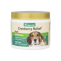 NaturVet Cranberry Relief Powder for Pets
