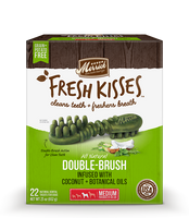 Fresh Kisses w/Coconut Oil for Medium Dogs 22 count