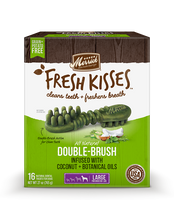 Fresh Kisses w/Coconut Oil for Large Dogs 16 count