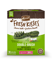 Fresh Kisses w/Coconut Oil for Small Dogs 36 count