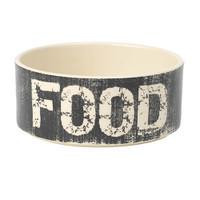 Vintage FOOD Pet Bowl