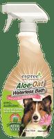 Aloe Oatbath Waterless Dog Bath 24oz