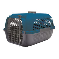 DogIt Voyageur Pet Carrier Dark Blue