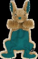 Hug Bunny Moving Dog Toy