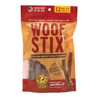 """Happy Howie's Beef 6"""" Woof Sticks 13 count"""