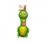 Fire Biterz Sea Turtle Dog Toy