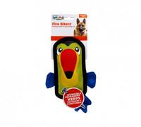 Fire Biterz Toucan Dog Toy