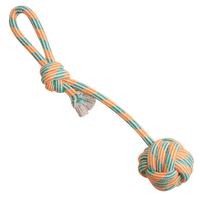 """Snugz Floss N' Fun Rope Toy 17"""""""