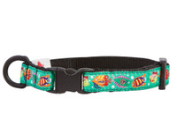 Breakaway Kitty Tropical Fish Collar