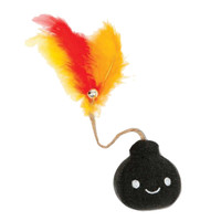 Pirates Bomb Catnip Cat Toy