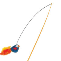 Pirates Parrot Wand Cat Toy