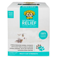 R & R Respiratory Relief Clumping Cat Litter 20lb