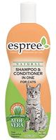 Shampoo & Conditioner in One for Cats 12oz