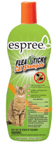 Flea & Tick Cat Shampoo 12oz