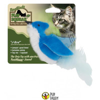 Play-N-Squeak Realbirds J-Bird Cat Toy