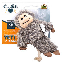 Play-N-Squeak Yeti Cat Toy