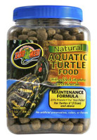 Natural Aquatic Turtle Food 6.5oz
