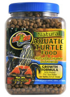 Natural Aquatic Turtle Food Growth Formula 1.5oz