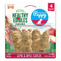 Healthy Edibles Puppy Pals Lamb & Apple Chew Treat