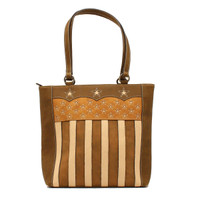 Blazin Roxx Lady Liberty Tote Conceal Purse