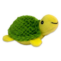 Little Barks Turtle Bumpy Ball Dog Toy