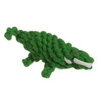 Ropie Gator Dog Toy
