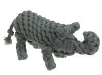 Ropie Elephant Dog Toy