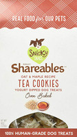 Shareables - Oat & Maple Tea Cookie Dog Treats 6oz