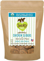 Organic Chicken & Sweet Potato Slider Dog Treats 5.5oz