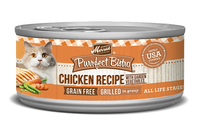 Purrfect Bistro Chicken & Vegetables Canned Cat Food 5.5oz