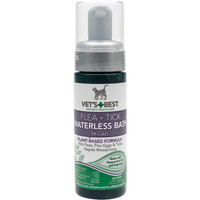 Flea & Tick Waterless Bath for Cats 5oz