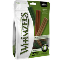 Whimzees Small Stix Dog Treats 27 pack