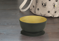 Eco Bowl, Charcoal Pet Dish, 51oz