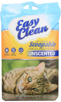 Easy Clean Unscented Clumping Cat Litter