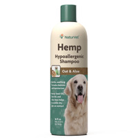 Hemp Hypoallergenic Dog Shampoo 16oz