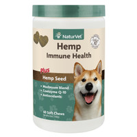 Hemp Immune Health Soft Dog Chew