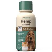 Hemp Seed Krill & Salmon Oil