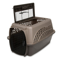 PetMate Double Door Top Load Pet Carrier