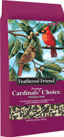 Feathered Friends Cardinal's Choice Bird Seed 16lb