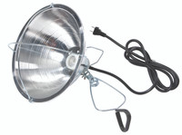 "Little Giant 10.5"" Brooder Reflector Lamp with Clamp"