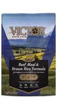 Victor Select Beef and Brown Rice