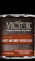 Victor Grain Free Turkey and Sweet Potato Stew 13.2oz