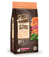 Lil' Plates Grain Free Salmon and Sweet Potatoes Dog Food 4lb