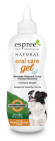 Espree Oral Care Gel for Dogs - Peanut Butter