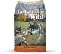 High Prairie with Venison and Bison Puppy Food 28lb