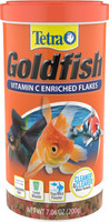 Tetrafin Goldfish Flakes 1oz