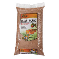 Zilla Desert Blend Bedding - Ground Walnut Shells 5oz