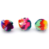 Turbo Crinkle Ball 2.25in Cat Toy