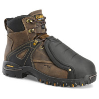 "Carolina Men's 6"" Miter EXT Composite Toe Met Guard Boot"