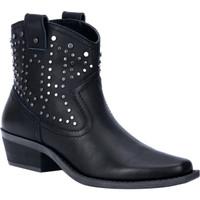 Dingo Women's Dusty Black Studded Western Boot